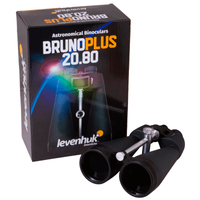 Бинокль Levenhuk Bruno PLUS 20x80 - 9