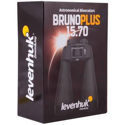 Бинокль Levenhuk Bruno PLUS 15x70 - 9